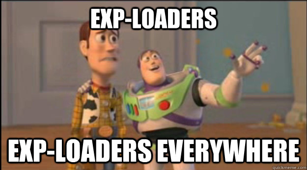EXP-Loaders EXP-Loaders Everywhere