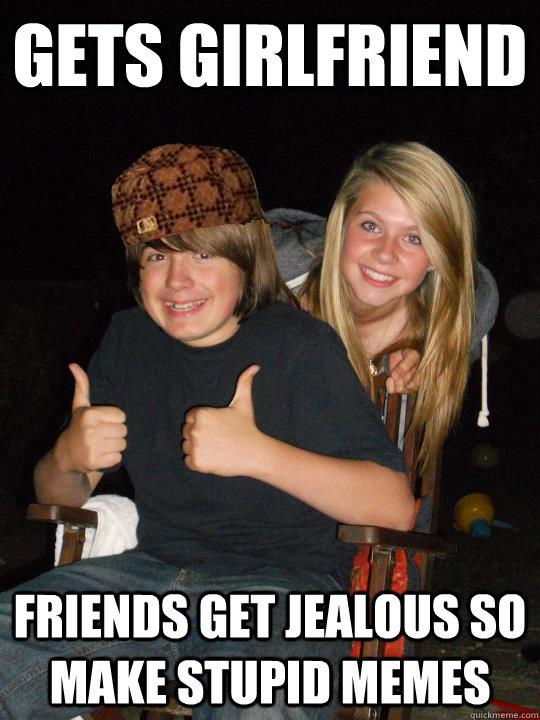 Funny Jealous Girlfriend Meme : Jealous girlfriends be like memes