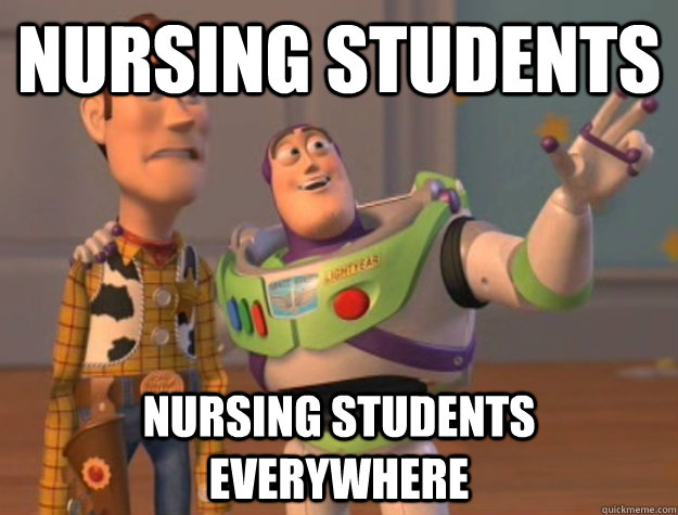 nursing students nursing students everywhere - nursing students nursing students everywhere  Buzz Lightyear