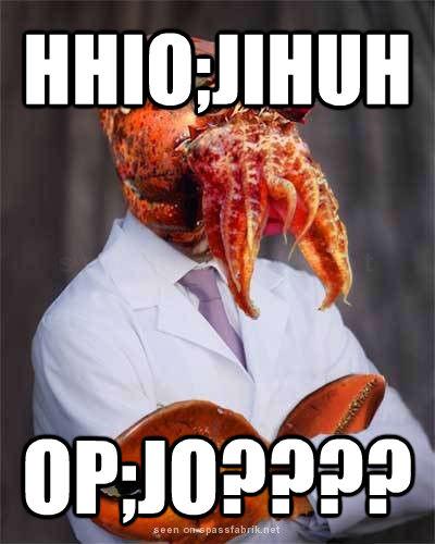 HHIO;JIHUH OP;JO???? - HHIO;JIHUH OP;JO????  High Def Zoidberg