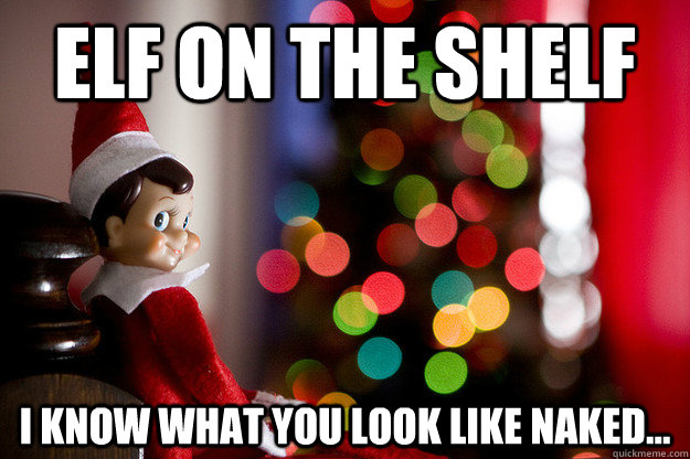 349de3f4d7600189d9517433d27c98a6f25a105bbe59283516b45e1856d6577c elf on the shelf i know what you look like naked misc quickmeme