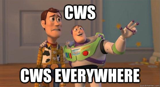 CWS CWS EVERYWHERE - CWS CWS EVERYWHERE  Toy Story Everywhere