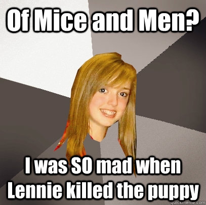 of mice and men puppy