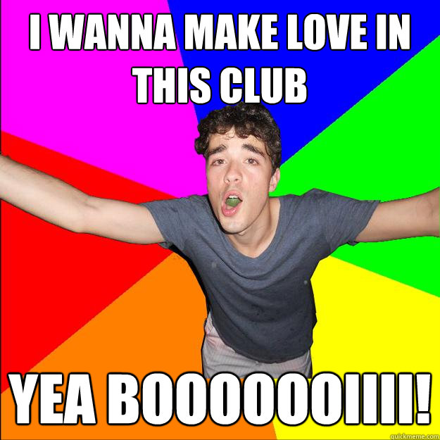 love in this club
