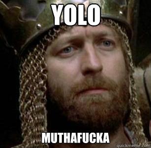 Yolo Muthafucka  You Make Me Sad