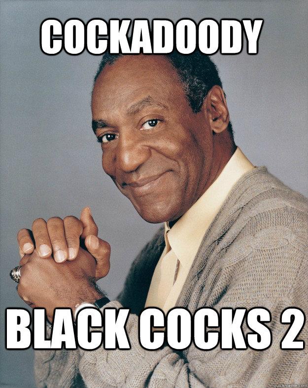 Cockadoody  Black Cocks 2