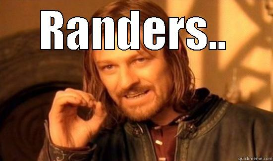 RANDERS..  Boromir