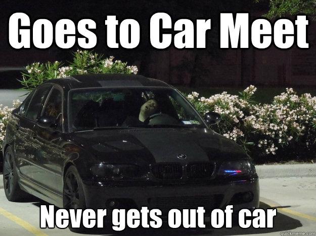 rdm car meet meme