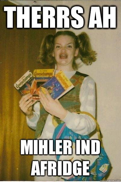 therrs ah mihler ind afridge - therrs ah mihler ind afridge  BERKS