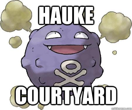 Hauke Courtyard
