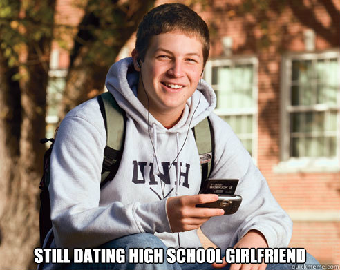 dating freshman high school