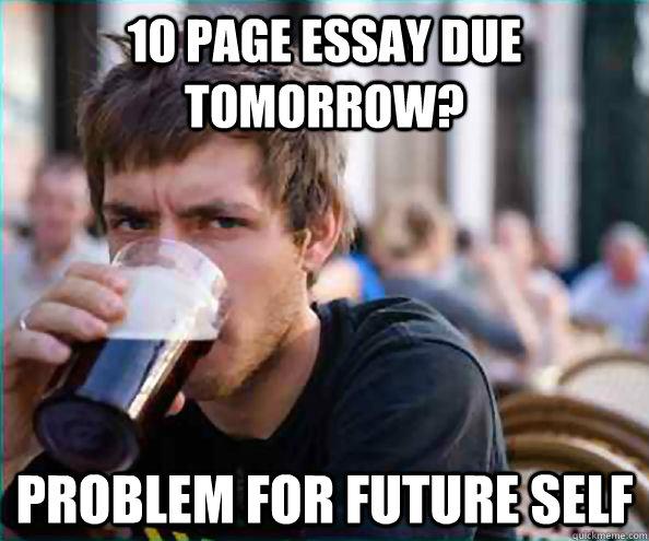 College Essay. Problem.?