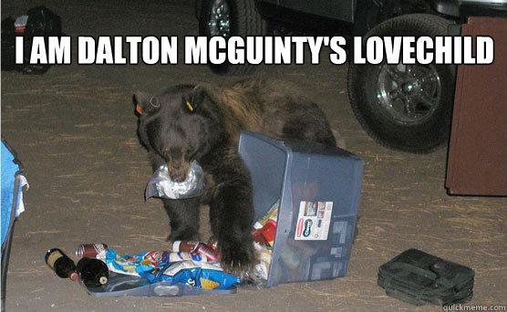 I am Dalton McGuinty's lovechild