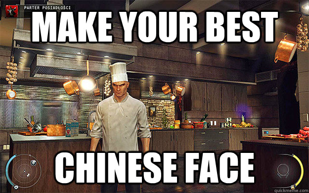 Make your best  chinese face - Make your best  chinese face  Misc