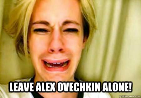 leave alex ovechkin alone!  - leave alex ovechkin alone!   Leave Ovi Alone
