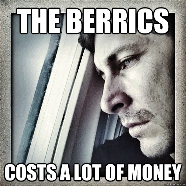 the berrics  costs a lot of money
