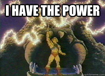 I have the Power - I have the Power  Misc