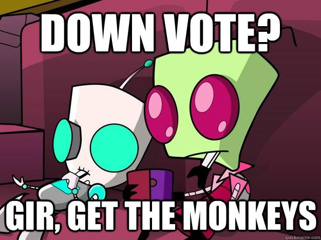 GIR Get The Monkeys