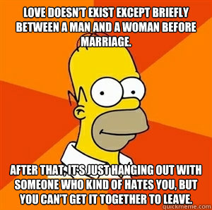 one sided relationship images after and before marriage