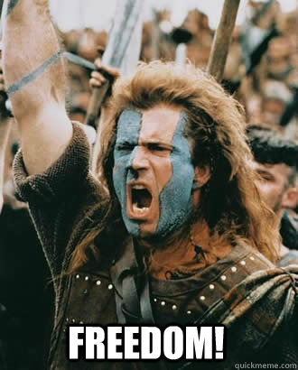FREEDOM!  - FREEDOM!   Freedom