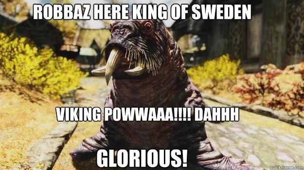 Robbaz walrus dating service