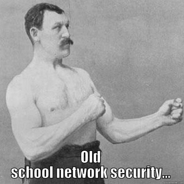 Image result for network security meme