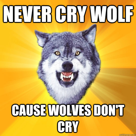 Movie don't cry wolf