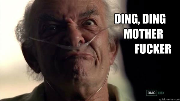 Ding, Ding     Mother             Fucker