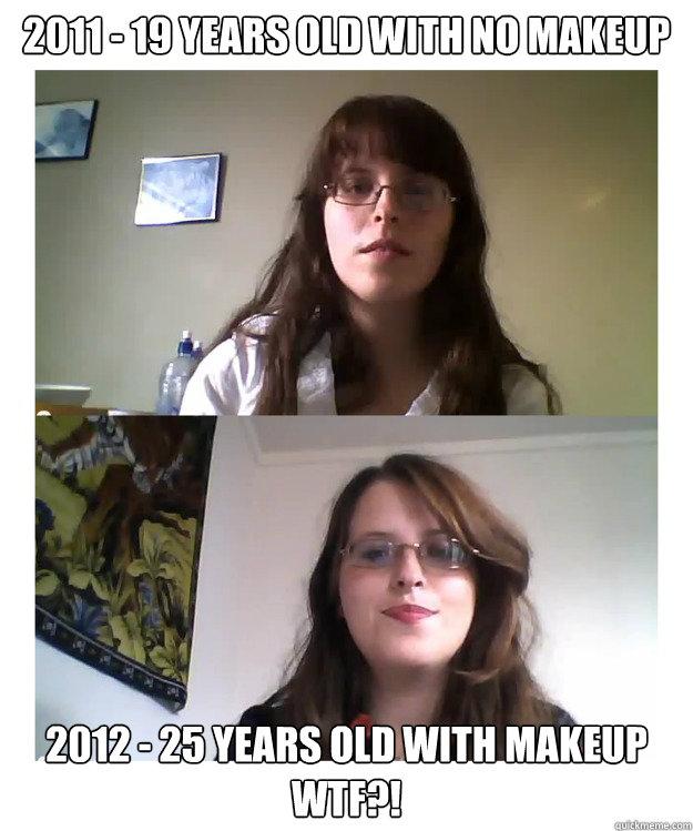 makeup fail meme - photo #16