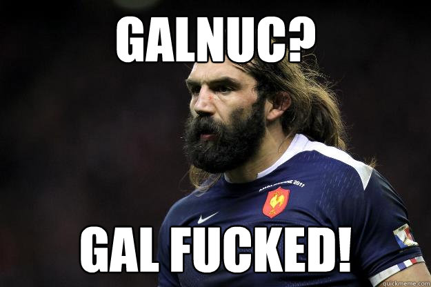 GALNUC? Gal Fucked!  Uncle Roosh