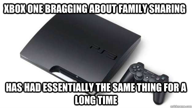 xbox how to add family shjaring