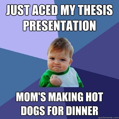 hot make a thesis