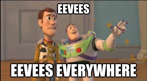 eevees eevees Everywhere - eevees eevees Everywhere  Misc