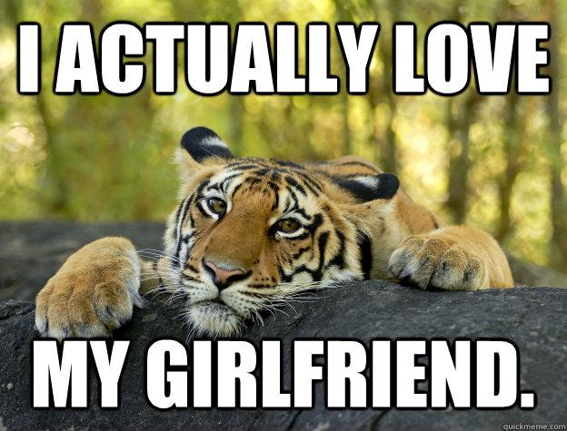 love girlfriend meme