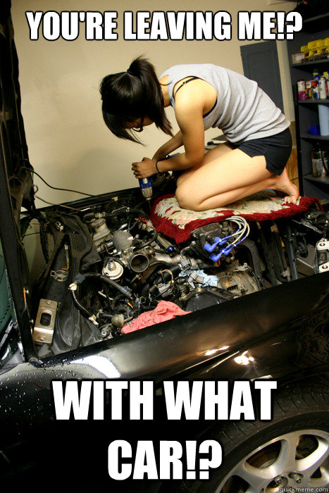 dating a diesel mechanic