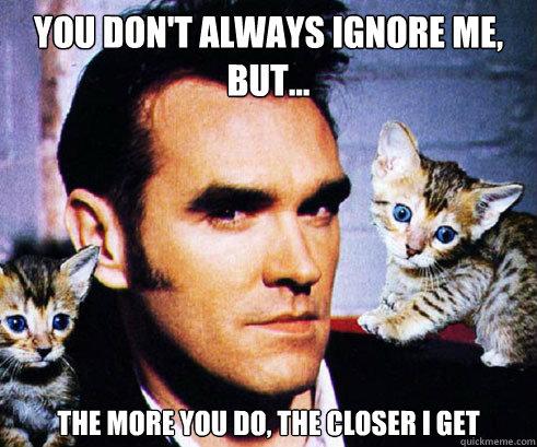 4 Replies to Morrissey tour dates 2017