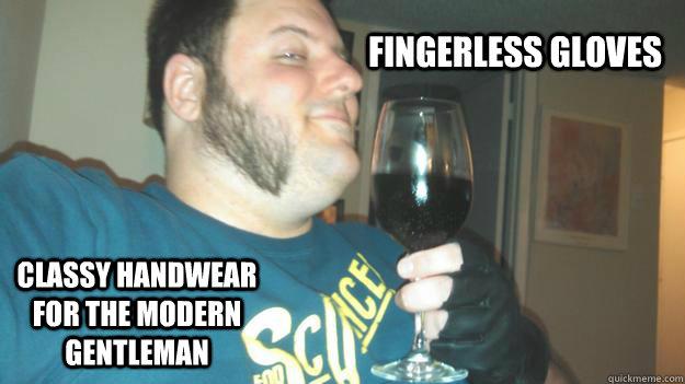 fingerless gloves classy handwear for the modern gentleman