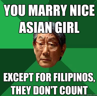 Filipinos Are Not Asian 88