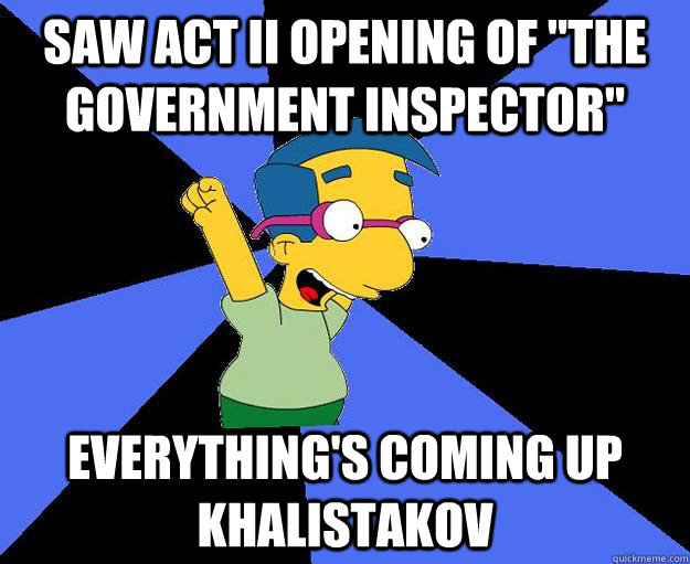 SAW ACT II OPENING OF