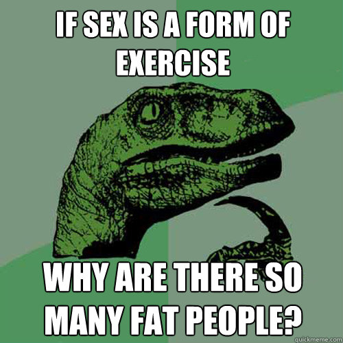 is sex a form of exercise