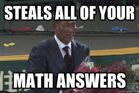 Steals all of your Math Answers  - Steals all of your Math Answers   Misc