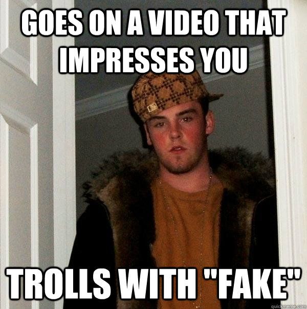 goes on a video that impresses you trolls with