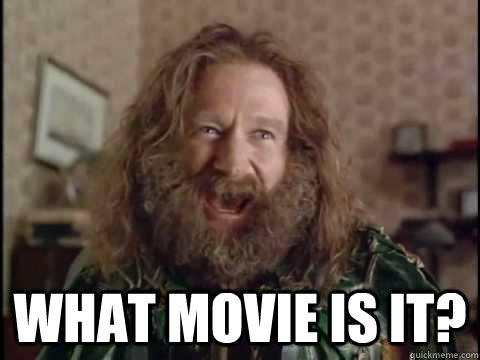 WHAT movie is it? -  WHAT movie is it?  Jumanji