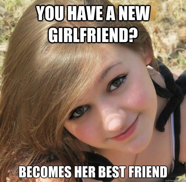 Ex girlfriends best friend