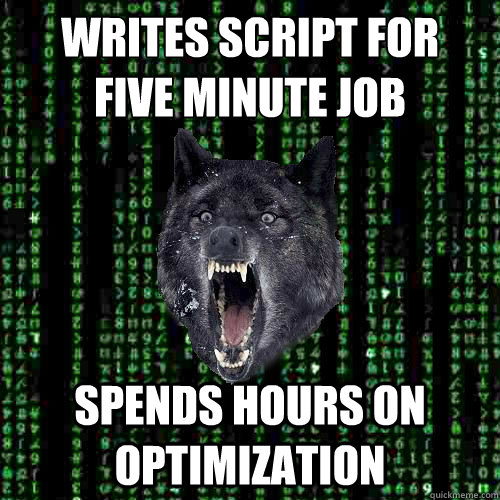 Insane Programmer Wolf Memes Quickmeme