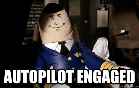 Autopilot engaged -  Autopilot engaged  autopilot