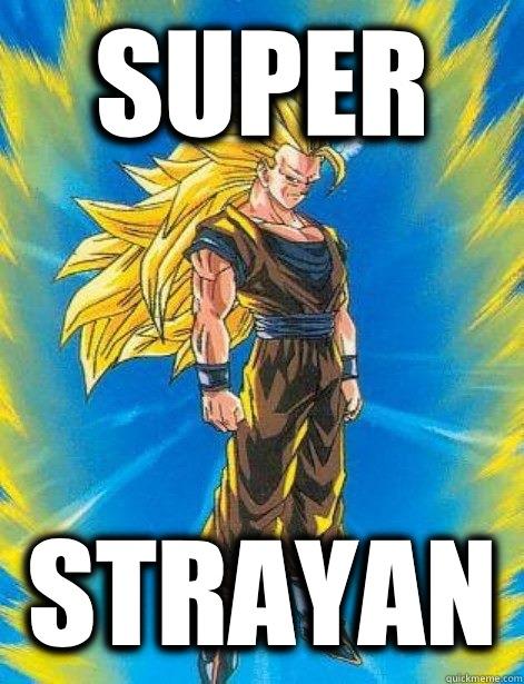 Super Strayan
