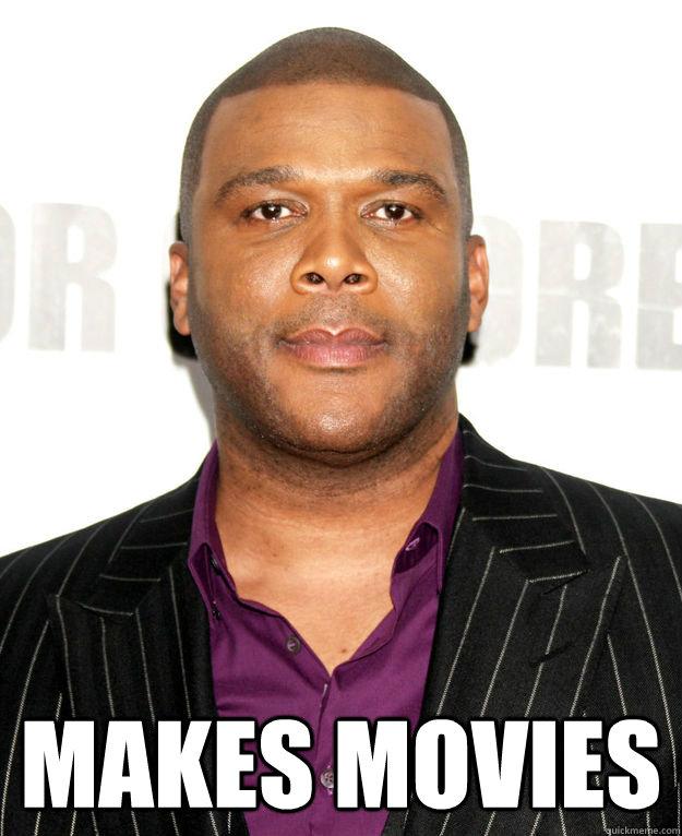 Makes movies