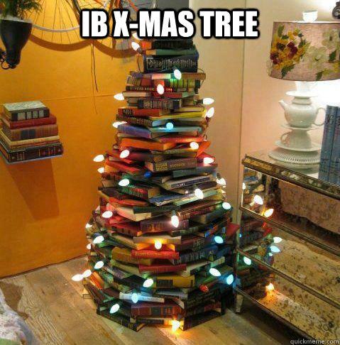 The Ib Christmas Tree Memes Quickmeme