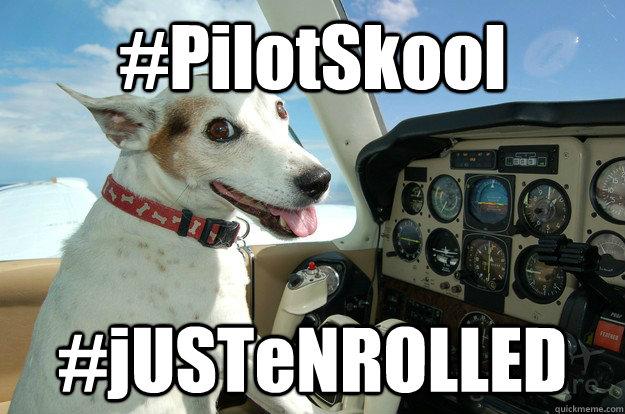 #PilotSkool #jUSTeNROLLED